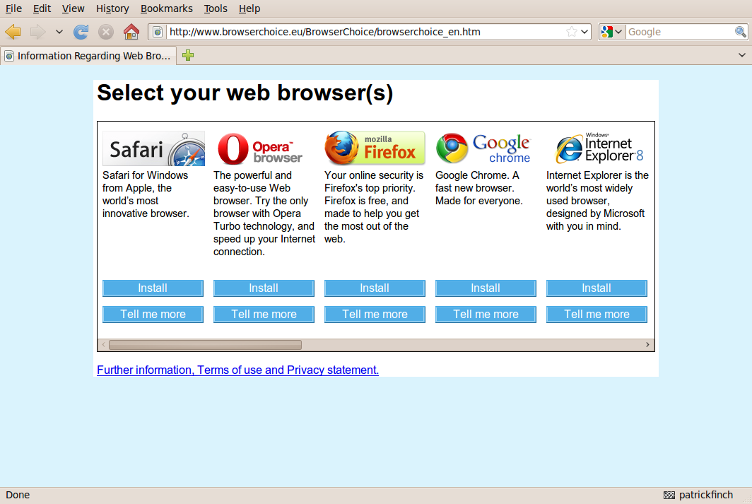 Learn more about web browsers image search results Browser info