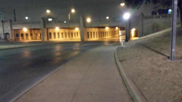 dealey plaza underpass